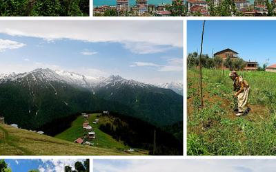 DOKA Eastern Black Sea Region, Turkey