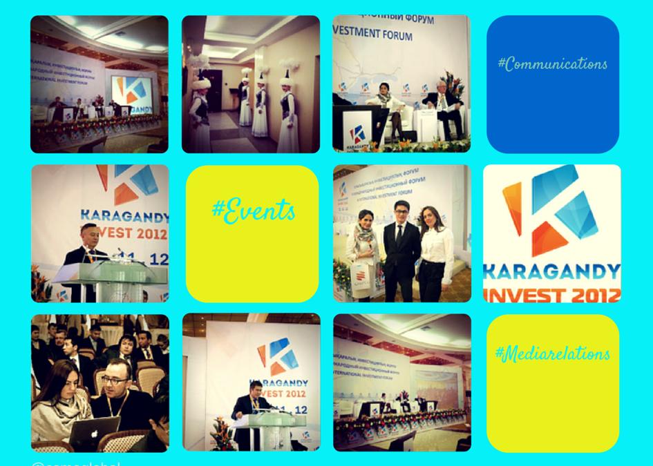 Karagandy Invest 2012 – Kazakhstan, Karagandy Region