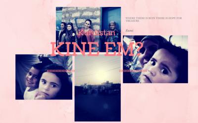 Kurdistan, Kine Em? 2014